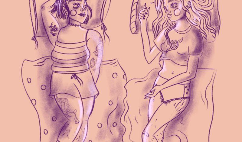 Van 'Misschien ziek' tot 'Opblaaszwembadje', mijn (gebrek aan) een dating leven in vier aktes